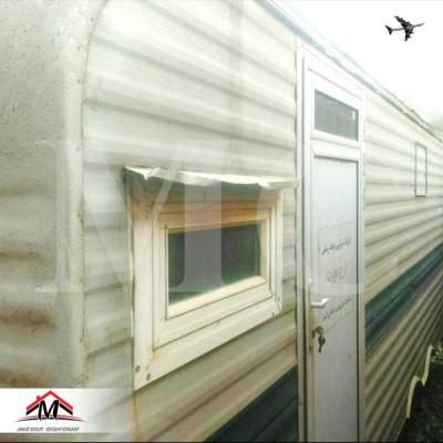 کانکس مسافرتی W5010EX فایبرگلاس