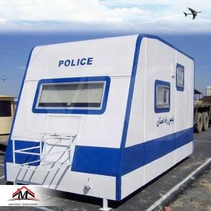 کانکس پلیس P5010OX فایبرگلاس