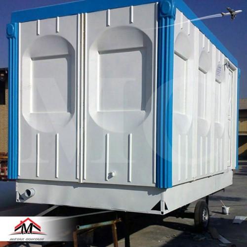 کانکس سرویس بهداشتی T5010OX فایبرگلاس